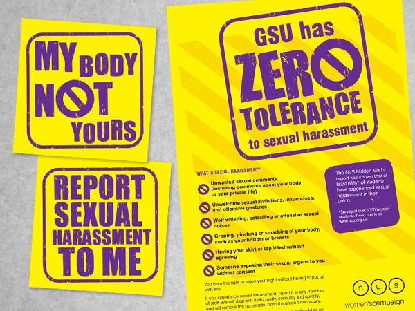 Zero tolerance campaign